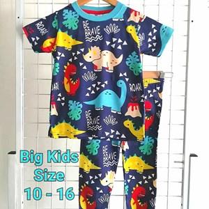 Pyjamas DINO ROAR  : SIZE BIG  10 - 16