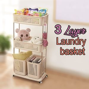 3 Layer Laundry Basket ETA 1/11/2018