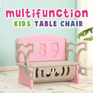 MULTIFUNCTION KIDS TABLE CHAIR