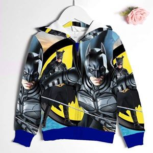 @  239 B  BATMAN JACKET ( SZ 3Y )