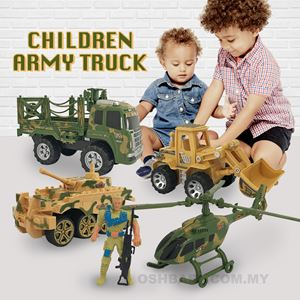 CHILDREN ARMY TRUCK