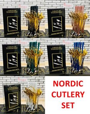 NORDIC CUTLERY SET
