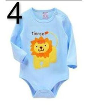 @  BABY ROMPER 4  BLUE LION  ( 18M & 24M   )