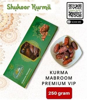 Kurma MABROOM PREMIUM VIP-250 Gram