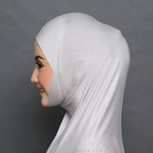 SILVER ARIANA HIJAB INSTANT
