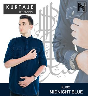 Kurtaje by Hana (Midnight Blue)