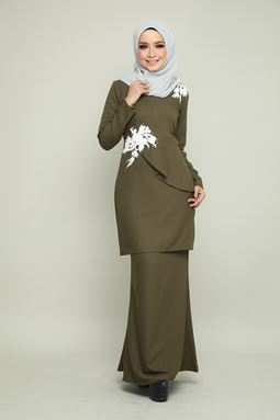 NELLY KURUNG - OLIVE