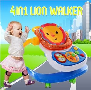 4in1 Lion Walker
