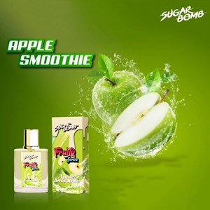 FRUITY SERIES APPLE SMOOTHIE 30ml (SINGLE - 1 Unit)