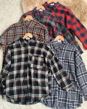 Khalysa flannel