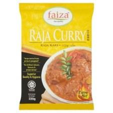 Faiza Raja Curry Powder 220g