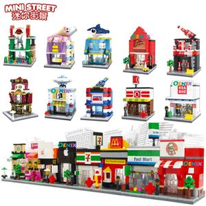 MINI STREET LEGO COLLECTIONS - A