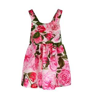 Big Rose Flower Dress
