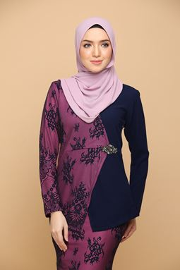 DEWI NAVY BLUE / ORCHID (ADULT)