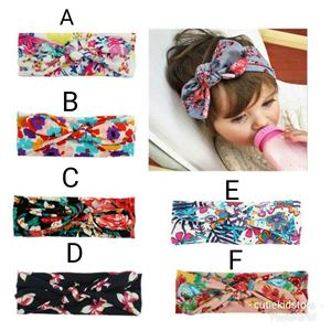 BABY AND KIDS CUTE FLOWER RIBBON HEADBAND
