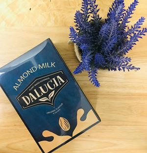 DALUCIA Almond Milk Vanilla Powder