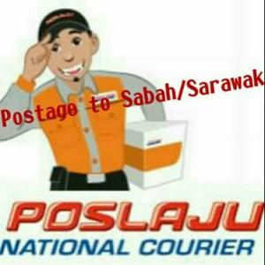 POSTAGE SABAH SARAWAK
