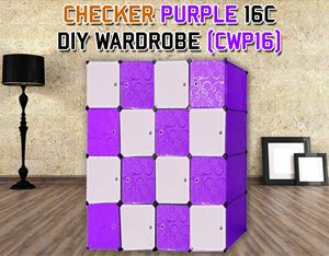 CHECKER 16C DIY WARDROBE (CWP16)