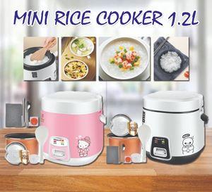 1.2L Rice Cooker Multi-Function Smart Mini