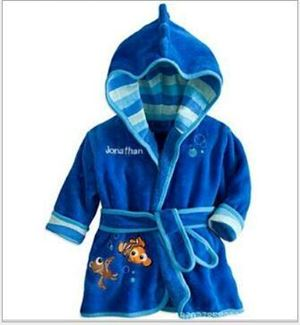 NEMO BATHROBE