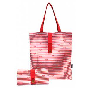 ECO Super Hero Canvas Foldable Tote Bag (Wonder Women)