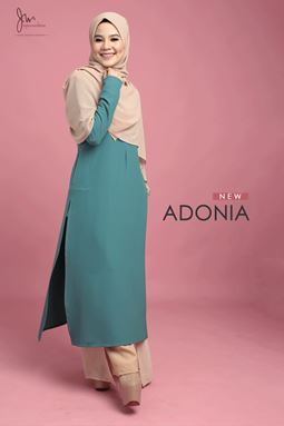 ADONIA (TURQUOISE) Y.E.S