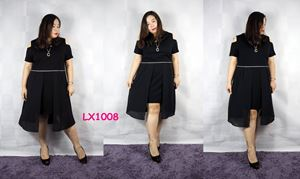 LX1008 *Bust 44 to 52inch /110-132cm
