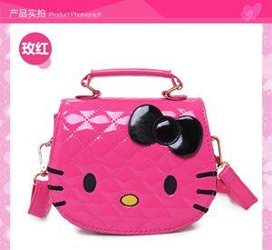 Hot Pink Hello Kitty Handbag