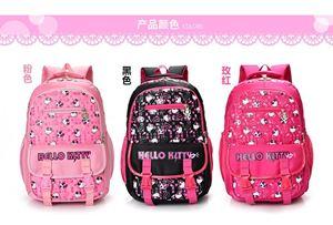 HELLO KITTY SCHOOL BAG