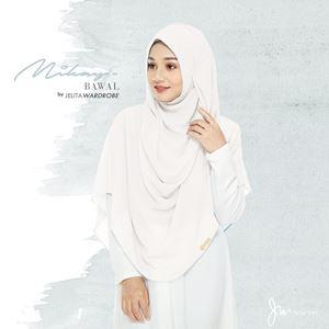 MIKAYLA BAWAL 🐠 (WHITE)