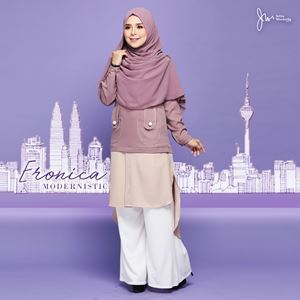 ERONICA MODERNISTIC ~NUDE~ (SOFT PURPLE)