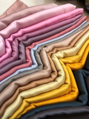 BAWAL SATIN  MATTE SILK PLAIN