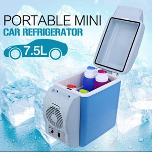 PORTABLE ELECTRONIC COOLING & WARMING REFRIGERATORS 7.5L