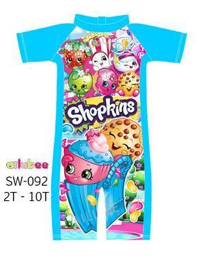 SW-092 Ailubee Swimsuit