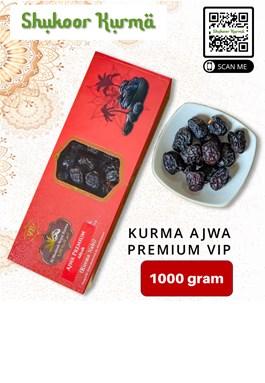 Kurma AJWA PREMIUM VIP- 1000gram