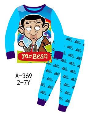 A-369 'Mr Bean' Pyjama (2 - 7 tahun)