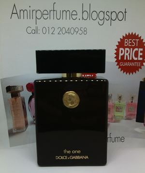 The One Collector For Men Dolce&Gabbana for men 100ml *