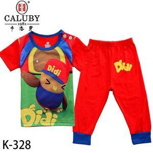 @ CALUBY K-328 DIDI RED SLEEPWEAR ( SZ3-24M )