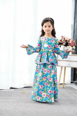 ESTILIA PRINCESS LONG DRESS