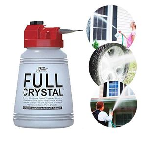 Full Crystal Window Cleaner (NO CLEANING POWDER)