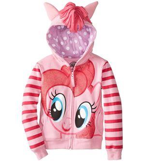 PREORDER  Little Pony Jacket -PINK  ( SZ 80-150 ) ETA EARLY-MID NOV