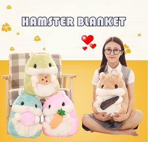 HAMSTER BLANKET N00886