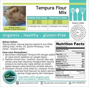 Tempura Flour Mix