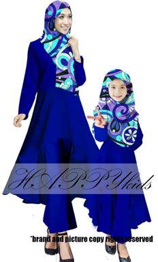 @  HAPPY PALAZO ( BLUE )