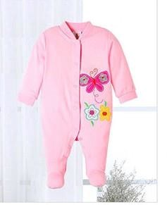 Pink Butterfly Jumper