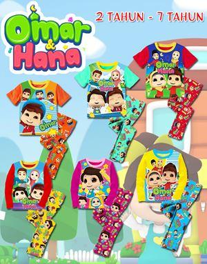 Omar & Hana Pyjama (2T-7T)