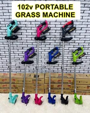 102V PORTABLE GRASS CUTTER MACHINE