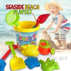 SEASIDE BEACH PLAYSET