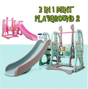 LUXURY 3 IN 1 MINT PLAYGROUND