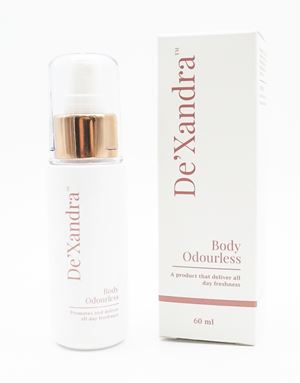 BODY ODOURLESS DE'XANDRA 60ML
